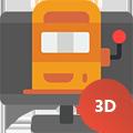 Play 3D slots