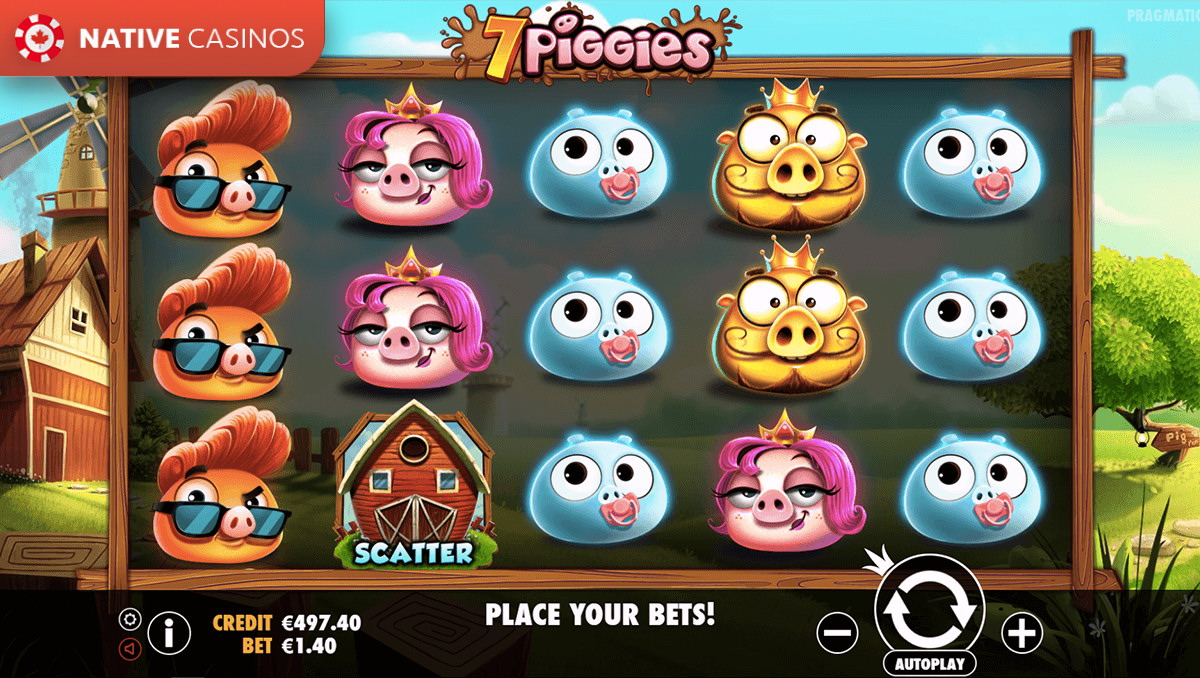 Play 7 Piggies By Pragmatic Play Info