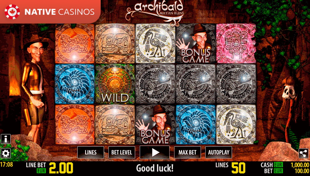 Spiele Archibald Maya - Video Slots Online