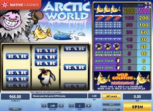 Arctic World game preview