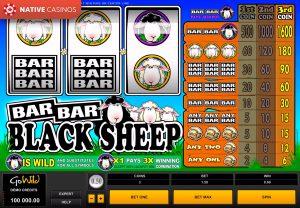 Bar-Bar-Black Sheep game preview