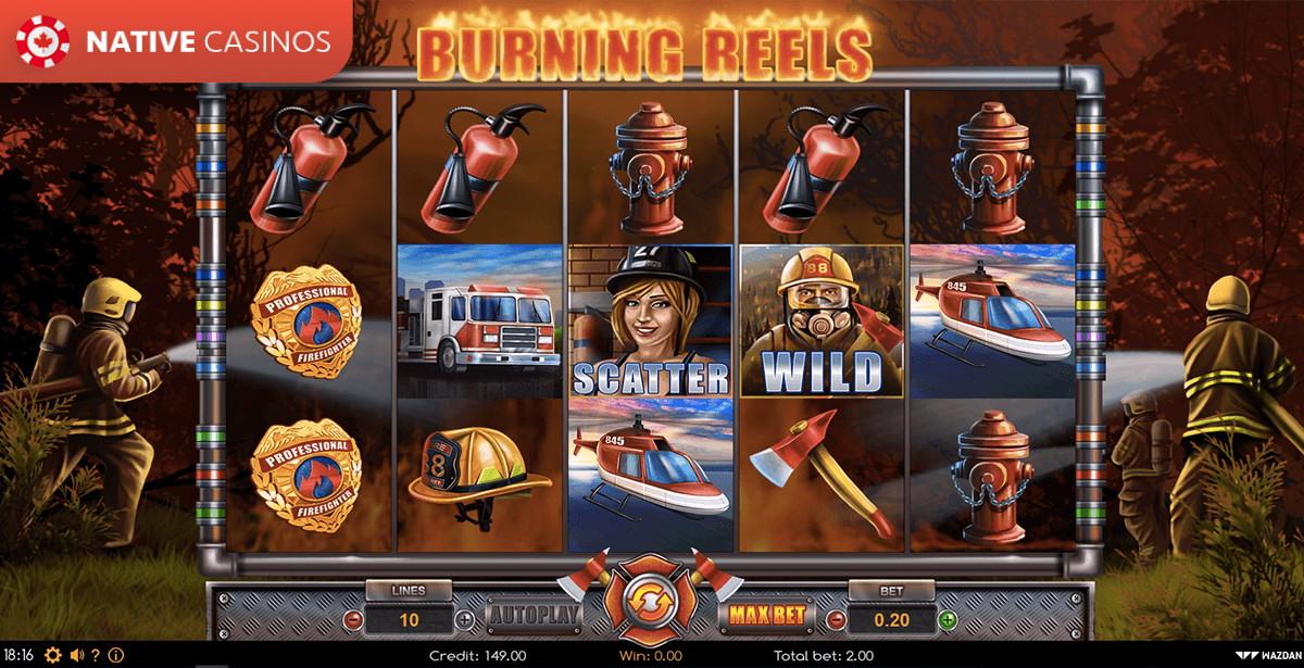 Burning Reels Mobile Slot