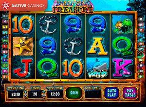 Deep Sea Treasure game preview