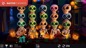 Esqueleto Explosivo game preview