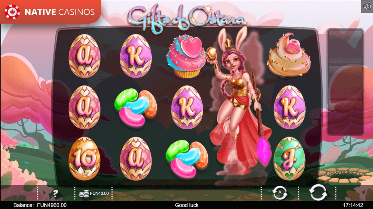 Spiele Gifts Of Ostara - Video Slots Online