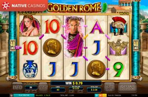 Golden Rome By About Leander