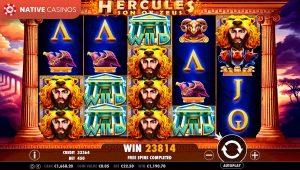 Hercules Son of Zeus game preview