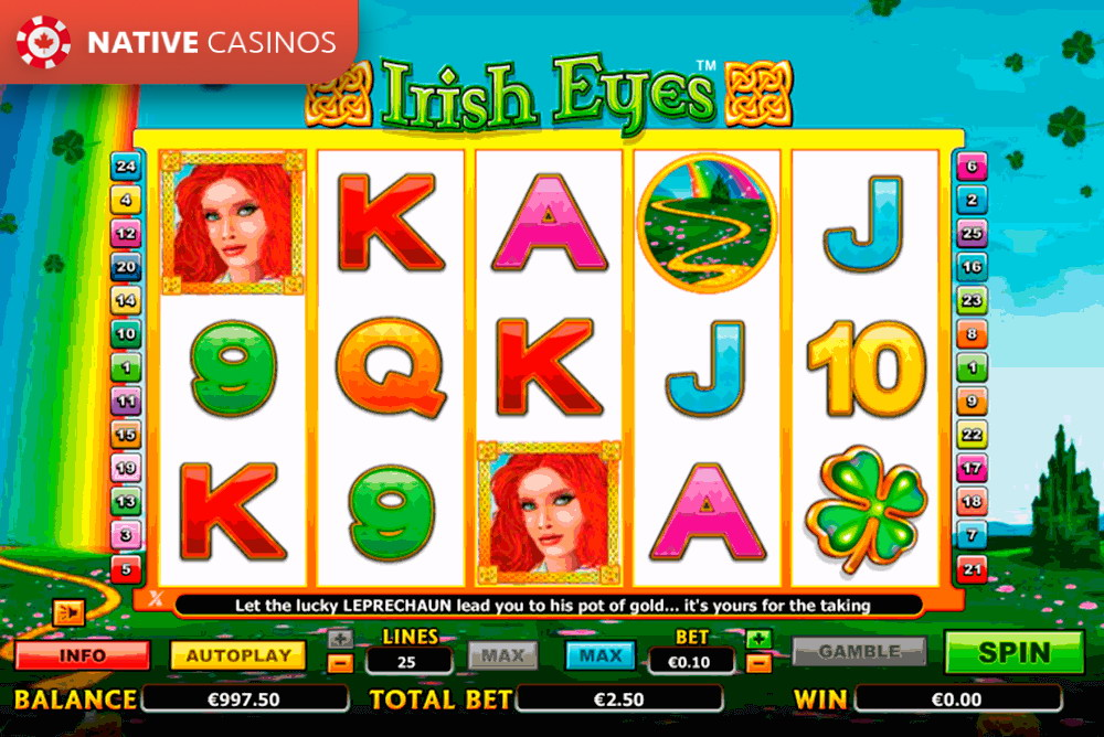 Spiele Irish Eyes 2 / Scratch - Video Slots Online