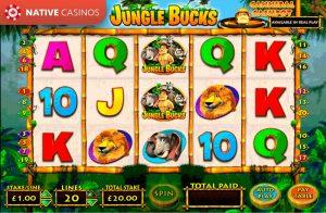 Jungle Bucks game preview