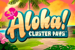 Aloha! Cluster Pays game preview