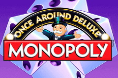 Monopoly Once Around Deluxe Slot by WMS