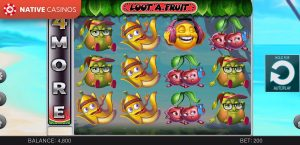 Loot A Fruit game preview