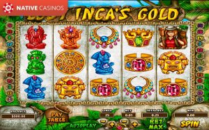 Lost Inca's Gold game preview