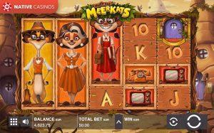 Meet the Meerkats game preview