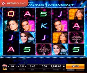 Miss Universe® Crowning Moment game preview