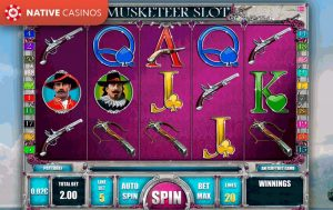 Musketeer Slot game preview