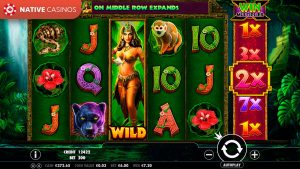 Panther Queen Slot by Pragmatic Play For Free