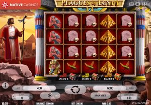 Plagues Of Egypt game preview