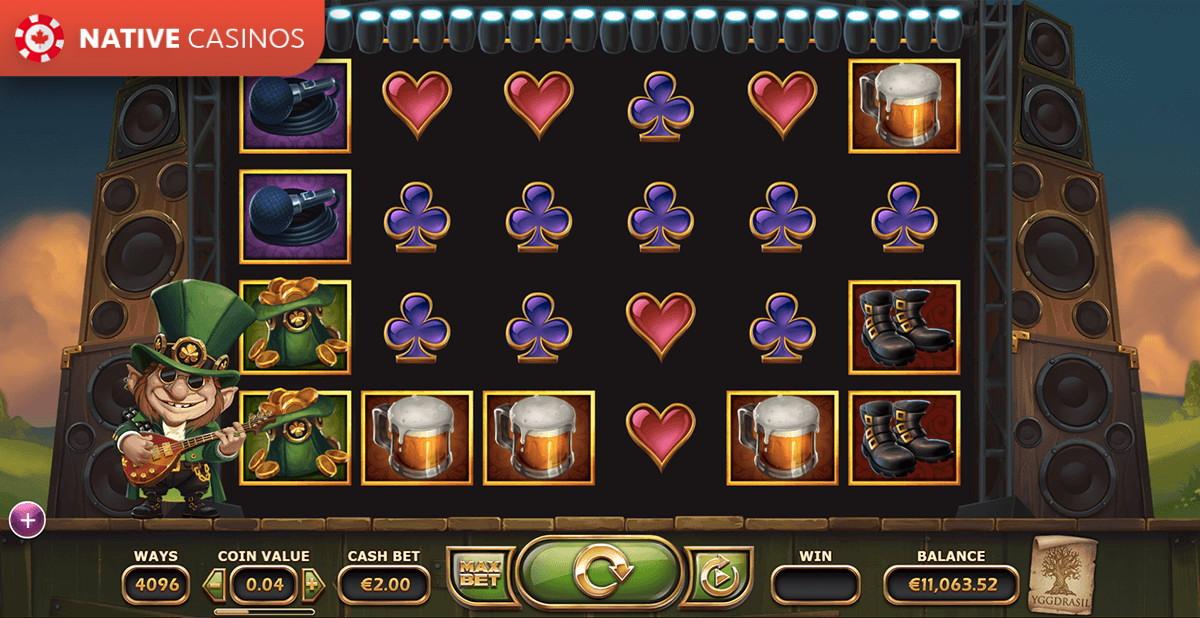 Play The New Rainbow Ryan Slot at Yggdrasil Casinos