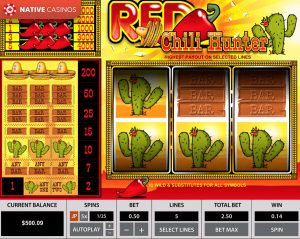 Red Chili Hunter game preview