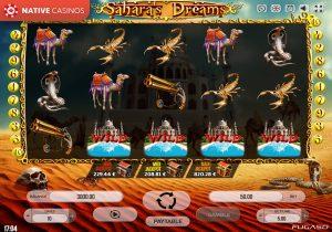 Sahara's Dreams game preview