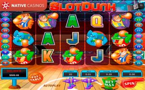 Slot Dunk game preview