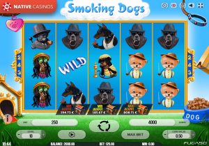 Smoking Dogs game preview