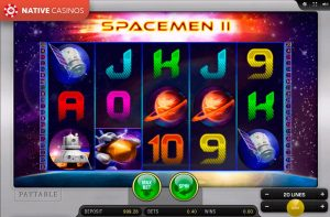 Spacemen II game preview