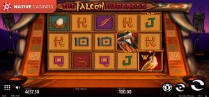 The Falcon Huntress game preview
