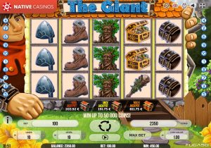 The Giant game preview