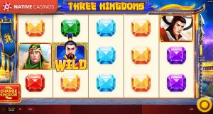 Three Kingdoms game preview
