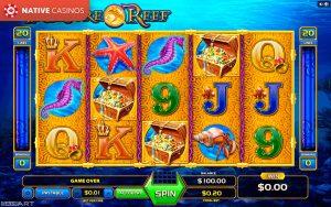 Treasure Reef game preview