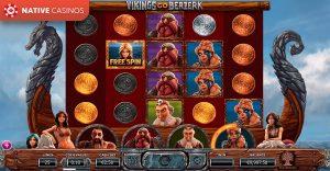 Vikings go Berzerk game preview
