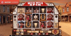 Wild Wild Spin game preview