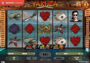 Yakuza game preview