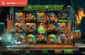 Zombie Rush By About Leander