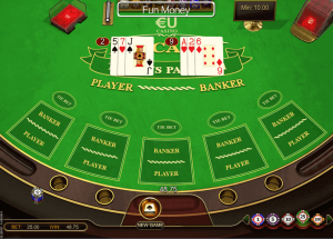 Baccarat - Play Baccarat