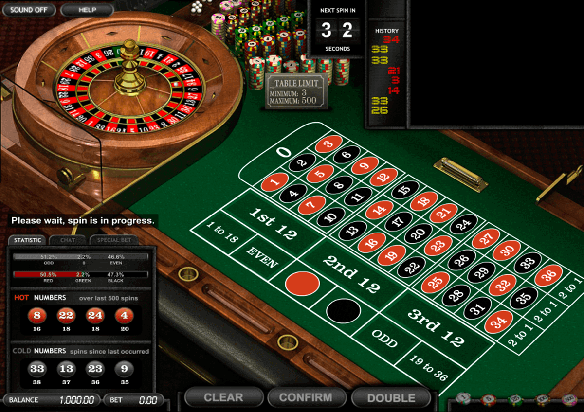 Play Common Draw Roulette By About BetSoft