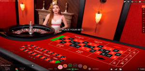 French Roulette By Evolution Gaming