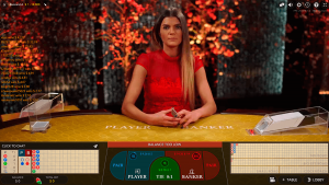 Live Baccarat - Play Baccarat