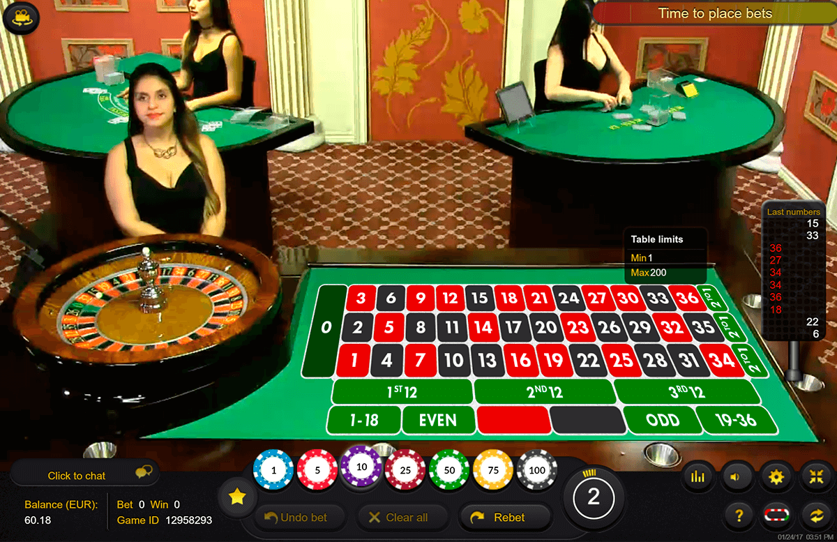 Play Live Roulette By Ezugi Info