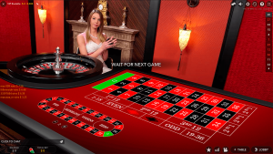 VIP Live Roulette By Evolution Gaming