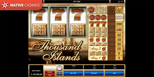 Thousand Islands by Microgaming